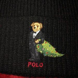 Ralph Lauren Polo Bear Beanie
